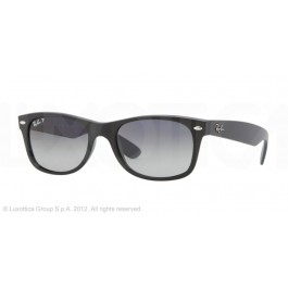 Occhiali da sole Ray Ban New Wayfarer Nero rb2132 601S78