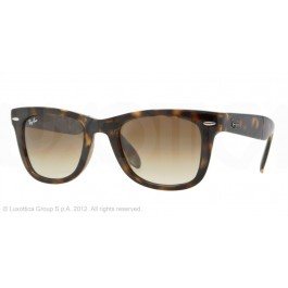 Occhiali da Sole Ray Ban Folding Wayfarer Avana rb4105 710/51