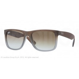 Occhiali da Sole Ray Ban Justin Marrone rb4165 854/7Z