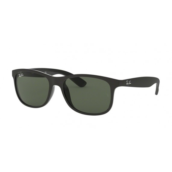 Occhiali da sole Ray Ban Andy Nero Opaco rb4202 606971