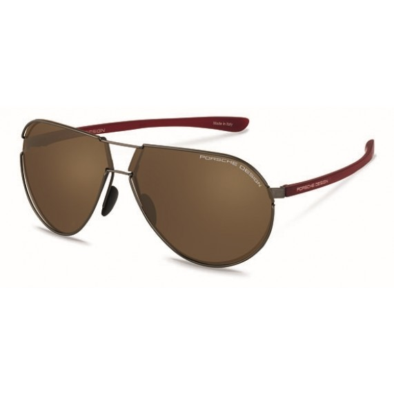 Occhiali da Sole Porsche Design Marrone p8617 c