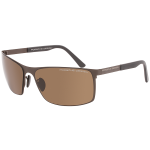 Occhiali da Sole Porsche Design Marrone P8566 D
