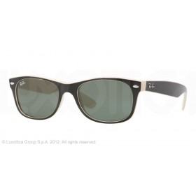 Occhiali da Sole Ray Ban New Wayfarer Nero rb2132 875