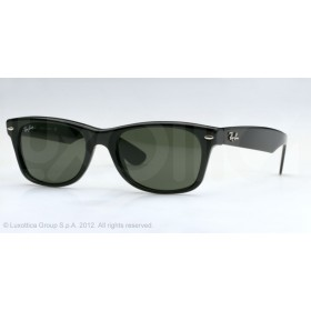 Occhiali da Sole Ray Ban New Wayfarer Nero rb2132 901