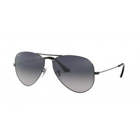 Occhiali da sole Ray Ban Aviator Canna di Fucile rb3025 004/78