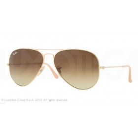 Occhiali da sole Ray Ban Aviator Oro rb3025 112/85