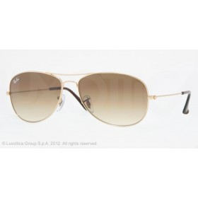 Occhiali da Sole Ray Ban Cockpit Oro rb3362 001/51