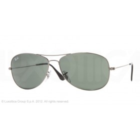 Occhiali da Sole Ray Ban Cockpit Rutenio rb3362 004