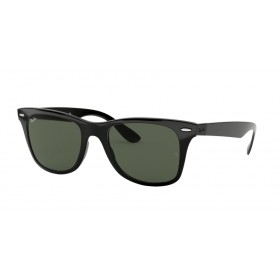 Occhiali da Sole Ray Ban Wayfarer Liteforce Nero rb4195 601/71