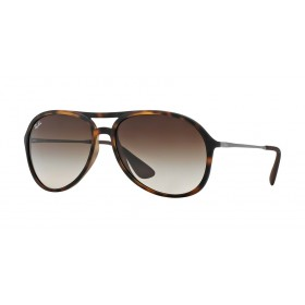 Occhiali da sole Ray Ban Alex Marrone rb4201 865/13
