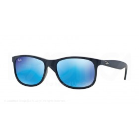 Occhiali da Sole Ray Ban Andy Blu rb4202 615355