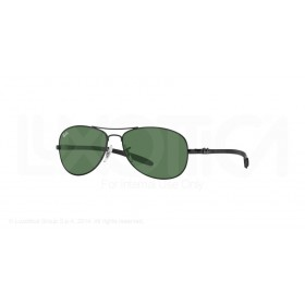Occhiali da Sole Ray Ban Carbon Fibre Nero rb8301 002