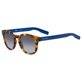 Occhiali da Sole Boss Orange Avana Blu bo0194s 7h9ll