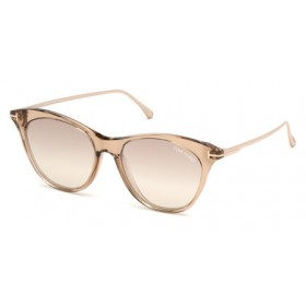 Occhiali da Sole Tom Ford Micaela Beige ft0662 45g
