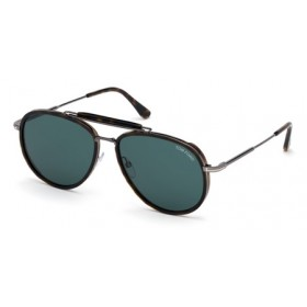 Occhiali da Sole Tom Ford Tripp Avana ft0666 52n