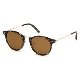 Occhiali da Sole Tom Ford Jamieson Avana ft0673 52e