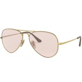 Occhiali da Sole Ray Ban Aviator Metal II Oro rb3689 001/t5