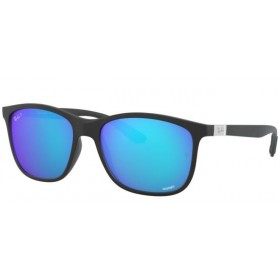 Occhiali da Sole Ray Ban Chromance Nero rb4330ch 601sa1