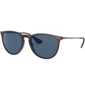 Occhiali da Sole Ray Ban Erika Metallic Blu rb4171 647380