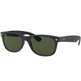 Occhiali da Sole Ray Ban New Wayfarer Nero rb2132 646231