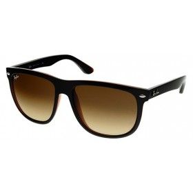 Occhiali da Sole Ray Ban Nero Marrone rb4147 609585