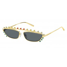 Occhiali da Sole Marc Jacobs Strass Oro marc487s cuair