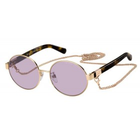 Occhiali da Sole Marc Jacobs Catenella Oro marc497gs ddbur