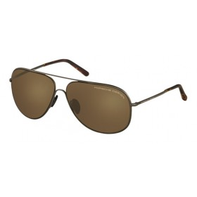 Occhiali da Sole Porsche Design Marrone p8605 a
