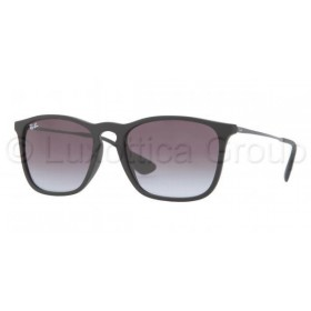 Occhiali da Sole Ray Ban Chris Nero rb4187 622/8G