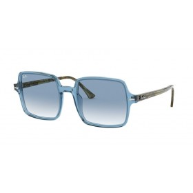 Occhiali da Sole Ray Ban Square II Blu rb1973 12833f