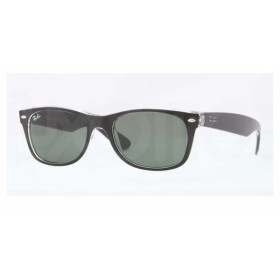 Occhiali da Sole Ray Ban New Wayfarer Nero rb2132 6052