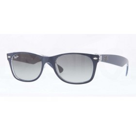 Occhiali da Sole Ray Ban New Wayfarer Blu rb2132 605371