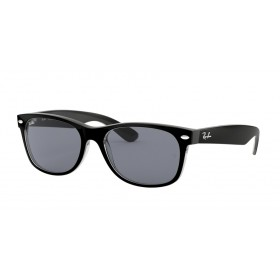 Occhiali da Sole Ray Ban New Wayfarer Nero rb2132 6398y5