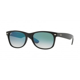 Occhiali Da Sole Ray Ban New Wayfarer Nero rb2132 901/3a