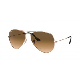Occhiali da Sole Ray Ban Aviator Rame rb3025 903551