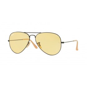 Occhiali Da Sole Ray Ban Aviator Giallo rb3025 90664a