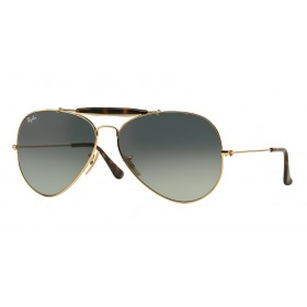 Occhiali da Sole Ray Ban OutdoorsmanII Oro rb3029 181/71
