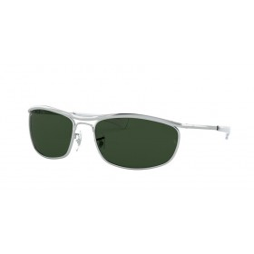 Occhiali da Sole Ray Ban Olympian I Deluxe Argento rb3119m 003/31