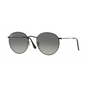 Occhiali Da Sole Ray Ban Round Metal Nero rb3447n 002/71