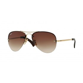 Occhiali Da Sole Ray Ban Marrone rb3449 001/13