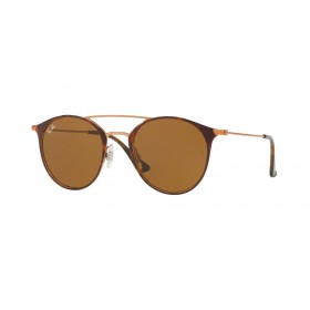 Occhiali Da Sole Ray Ban Marrone rb3546 9074