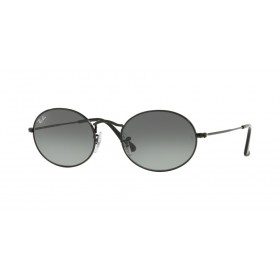 Occhiali Da Sole Ray Ban Oval Nero rb3547n 002/71