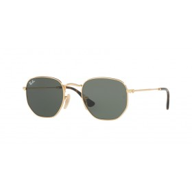 Occhiali da Sole Ray Ban Hexagonal Oro rb3548n 001