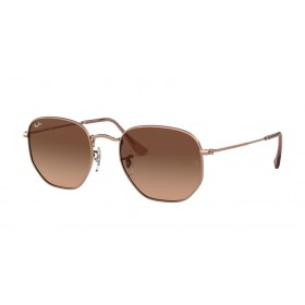 Occhiali da Sole Ray Ban Hexagonal Rame rb3548n 9069a5