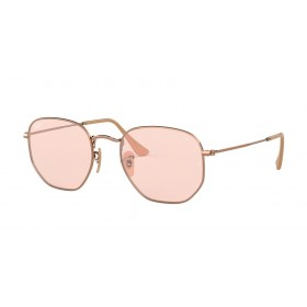 Occhiali da Sole Ray Ban Hexagonal Rame rb3548n 91310x