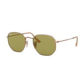 Occhiali da Sole Ray Ban Hexagonal Rame rb3548n 91314c
