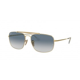 Occhiali Da Sole Ray Ban The Colonel Blu rb3560 001/3f