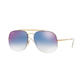 Occhiali Da Sole Ray Ban Blaze The General Viola rb3583n 001/x0