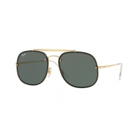 Occhiali Da Sole Ray Ban Blaze The General Nero rb3583n 905071