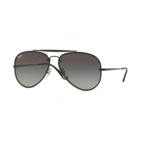 Occhiali Da Sole Ray Ban Blaze Aviator Nero rb3584n 153/11